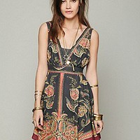Free People  Polynesian Nights Dress at Free People Clothing Boutique