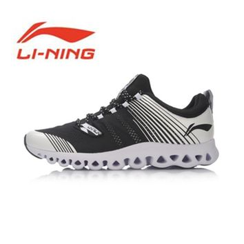 Li Ning Shoes 2017 New Arrivals Classic Arc Series Runnning Shoes Men's Cushion Breathable Design Sports Shoes Sneakers ARHM009