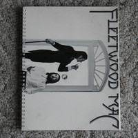 Fleetwood Mac Spiral Bound Notebook