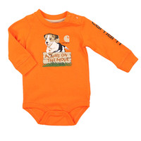 Carhartt Toddler Boys' Always on the Move Long Sleeve Onesuit