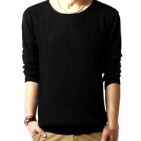 mens knitting sweater