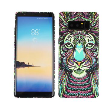 Tiger Painting Slim Fit Shockproof Cellphone Case for Samsung