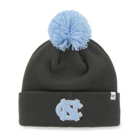 North Carolina Tar Heels '47 Brand Justus Cuffed Knit Beanie – Charcoal