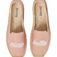 Soludos Ciao Bella Espadrille Flat (Women) | Nordstrom
