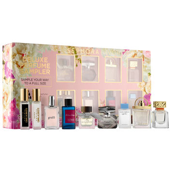 Sephora: Sephora Favorites : Deluxe Perfume Sampler : perfume-gift-sets