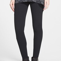 Junior Women's Soprano Textured Leggings,