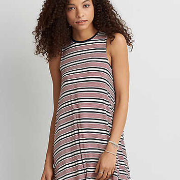 AEO Soft & Sexy Tank Dress, Red