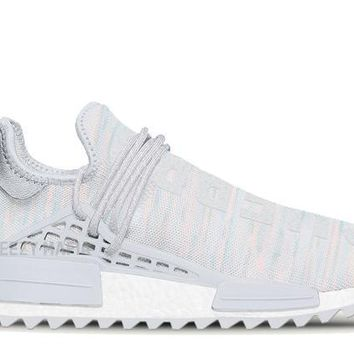 Pharrell X Adidas NMD Human Race Trail cotton Candy
