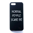 AHS: Normal People Scare Me Case