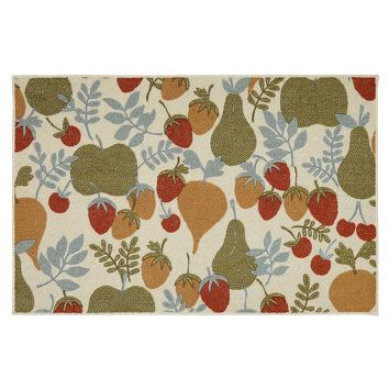 Food Network Pear Rug - 30'' x 46''