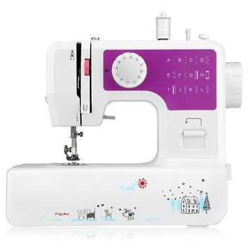 Mini Household Sewing Machine with 12 Stitches settings