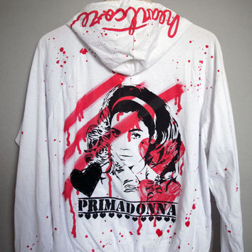 Marina and the Diamonds - Primadonna - Heartcore Hoody (L)