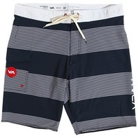 "RVCA Civil Stripe 20"" Boardshorts"