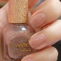 Shinning Pink Sweet Color 12ml Nail Polish
