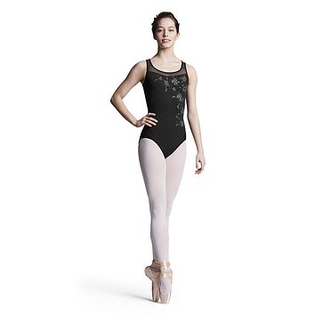 Child Blossom Open Back Tank Leotard TWL8155 Bloch (BOS)