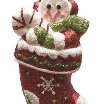 """12"""" White Battery Operated Flameless LED Lighted 3-Wick Flickering Wax Christmas Pillar Candle"""