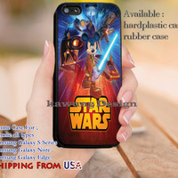Mickey Mouse Disney Star Wars iPhone 6s 6 6s+ 5c 5s Cases Samsung Galaxy s5 s6 Edge+ NOTE 5 4 3 #cartoon #animated #disney #MickeyMouse #starwars dl13