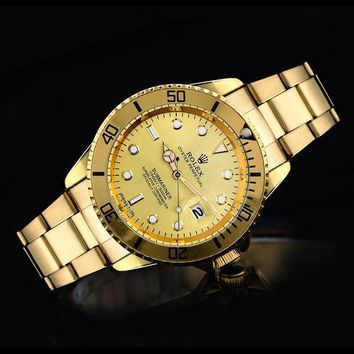 Rolex Ladies Men Fashion Quartz Watches Wrist Watch-26