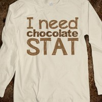 Chocolate, Stat!