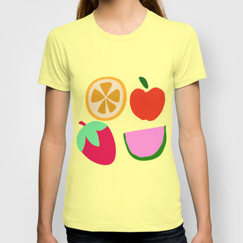 Fruit Salad T-shirt by PopEnterprises
