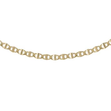 Anchor Baby Chain Choker