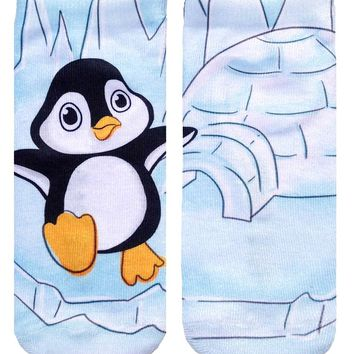 Igloo Ankle Socks