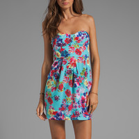 Ladakh Full Bloom Dress in Multi from REVOLVEclothing.com