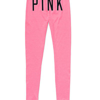 Thermal Sleep Legging - PINK - Victoria's Secret