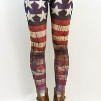 MACA Clothe · American Flag Leggings
