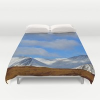 Breath Duvet Cover by Haroulita | Society6