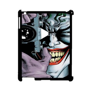 Joker Harley Quinn Batman Avengers iPad 2/3/4 Case