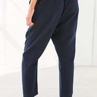 BDG Olsen Low-Rise Drop Crotch Pant | Urban Outfitters
