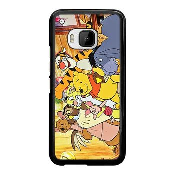 WINNIE THE POOH AND FRIENDS Disney HTC One M9 Case Cover