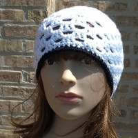 Ready To Ship - Womens Hat - Womens Beanie - Bohemian - The Juliet Cap - Womens Accessories
