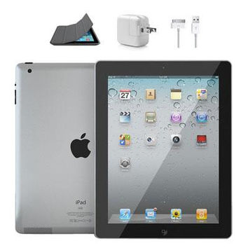 iPad 2 16GB Black Refurbished