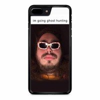 Post Malone Going Ghost Hunting iPhone 8 Plus Case