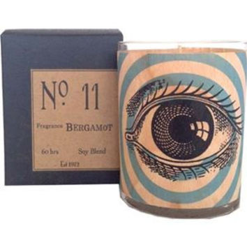 Bergamot Wood Candle No. 11