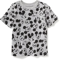 Disney© Mickey Mouse Print Tee for Toddler Boys | Old Navy