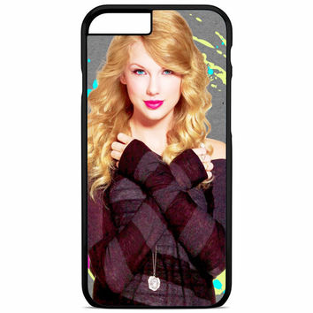 taylor swift style cute iPhone 6S Plus Case