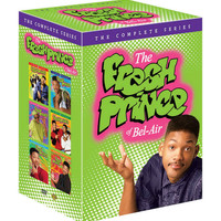 The Fresh Prince of Bel-Air: The Complete Series (DVD, 2017, 22-Disc Set) | eBay