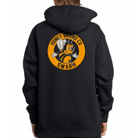 MITCH ZIP UP HOODIE – HONEY BRAND™