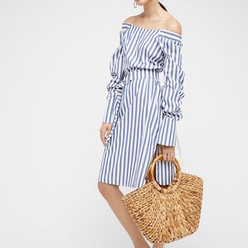 Free People Seguar Dress