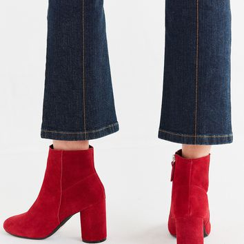 Sabrina Round Heel Ankle Boot   Urban Outfitters