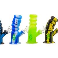 Alien Ape Silicone Waterpipe - Slinkie (Small)