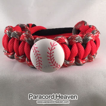 Curvy the Ball - Children Paracord Heaven Survival Bracelet with Knot Closure