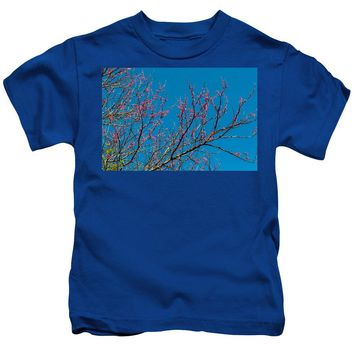 Tennessee Red Bud - Kids T-Shirt