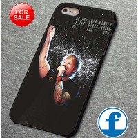 Ed Sheeran quotes 2   for iphone, ipod, samsung galaxy, HTC and Nexus PHONE CASE
