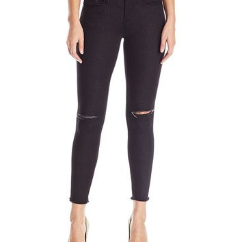 Joe's Jeans Women's Black Skinny Ankle Jean, Dion, 29