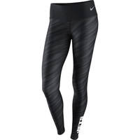 New York Jets Nike Women's Warpspeed Tights - Charcoal