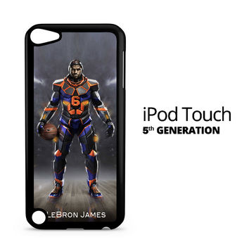 Lebron James Nike iPod Touch 5 Case